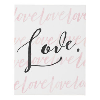 Arte de la pared del amor