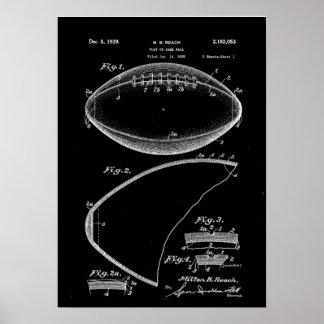 Arte de la patente del fútbol, patente del fútbol