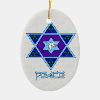 Arte de la paz de Jánuca Ornamentos Para Reyes Magos