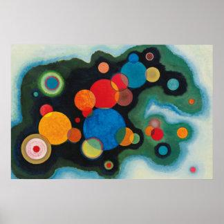 Arte de la pintura del impulso de Deeped de la