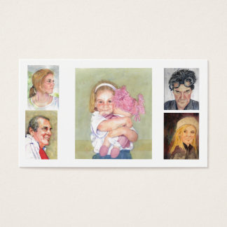 Arte de la tarjeta de visita de Maria Dunham