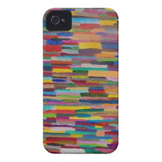 Arte de las barras de color carcasa para iPhone 4 de Case-Mate