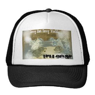 arte de los amantes del pitbull nuevo gorras