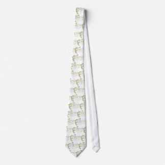 Arte de los anillos de bodas y de los arcos corbata