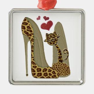 Arte de los zapatos y del gato del estilete del adorno para reyes