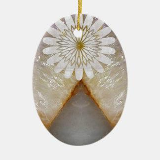 Arte de mármol cristalino del templo del vintage d ornamento para reyes magos