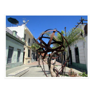 arte de Montevideo Postal