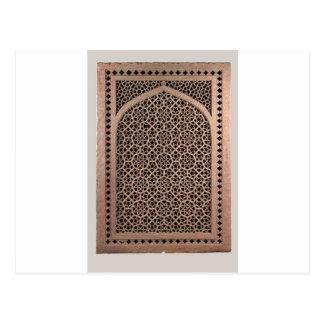 Arte de Mughal Postal