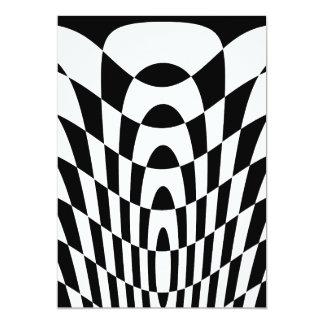 Arte de Op. Sys. del vintage del tigre 80s de Invitación