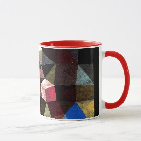 Arte de Paul Klee: Paisaje cristalino Taza