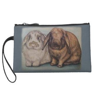 Arte del animal del conejo del dibujo del conejito miniclutch