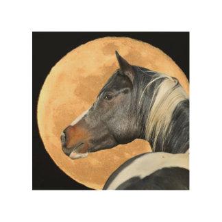 arte del caballo 42Paint y de madera de Fulloon