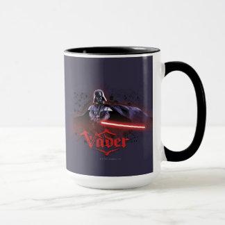 Arte del carácter de Darth Vader