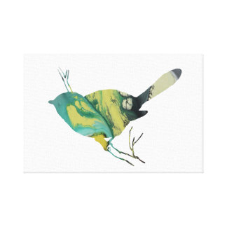 Arte del Chickadee