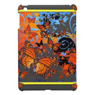 Arte del clima tempestuoso de las mariposas de