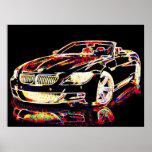 Arte del coche