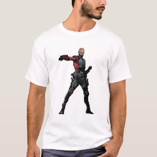 Arte del cómic del pelotón el | Deadshot del Camiseta