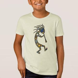 Arte del emoji de Kokopelli, por Built4Love Camiseta
