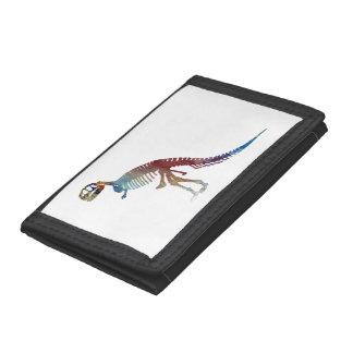 Arte del esqueleto del rex del Tyrannosaurus