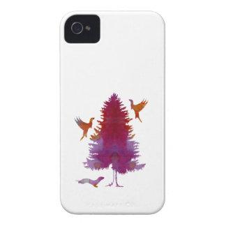 Arte del hurón carcasa para iPhone 4 de Case-Mate