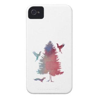 Arte del hurón funda para iPhone 4 de Case-Mate