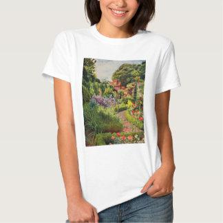Arte del jardín del vintage - MacGregor, Jessie Camisas