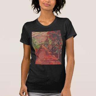 Arte del jardín del vintage - MacGregor Jessie Camisetas