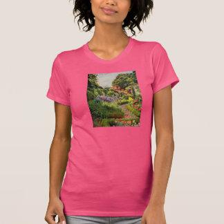 Arte del jardín del vintage - MacGregor, Jessie Camiseta