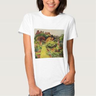 Arte del jardín del vintage - MacGregor, Jessie Camisetas