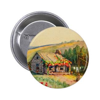 Arte del jardín del vintage - Steele delegado de Pins