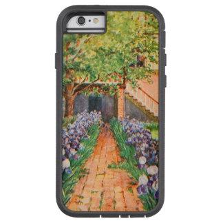 Arte del jardín del vintage - Steele, delegado de Funda De iPhone 6 Tough Xtreme