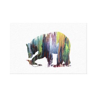 Arte del oso