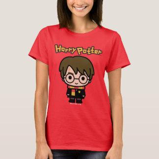 Arte del personaje de dibujos animados de Harry Camiseta