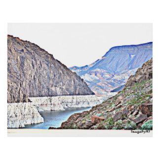 Arte del Preso Hoover/de la pared de las montañas