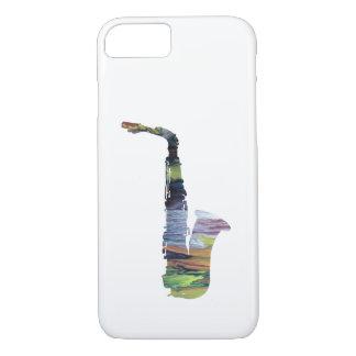 Arte del saxofón funda iPhone 7
