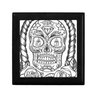 Arte del tatuaje de Sugarskull por Sweetpieart Joyero