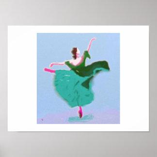 Arte del vestido del ballet