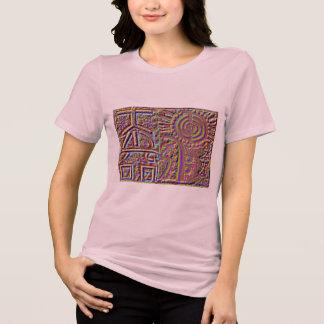 Arte del vintage de REIKI Camiseta