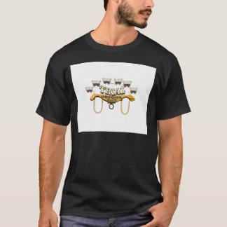 arte del yugo de la demanda de la tierra de Oregon Camiseta