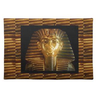 Arte egipcio de los ídolos del VINTAGE: PIRÁMIDES Mantel