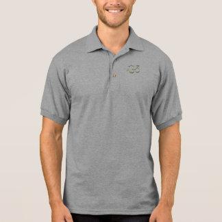 Arte famoso de la moda del símbolo de OM en estilo Camiseta