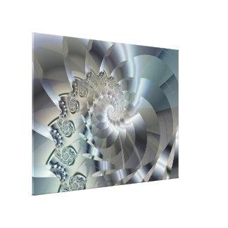 Arte fino del fractal de Brago-Mitchell de la luz