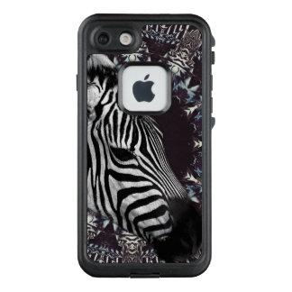 Arte FRĒ® de la cebra para el iPhone 7 de Apple