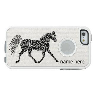 Arte fresco del caballo de Z del iphoneSE árabe Funda Otterbox Para iPhone 5/5s/SE