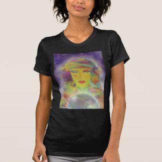 Arte gitano de Digitaces Camisetas