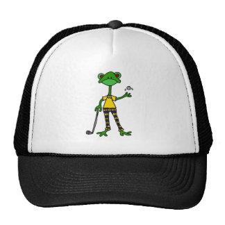 Gorras de golf