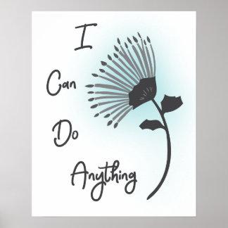 Arte imprimible - puedo hacer cualquier cosa