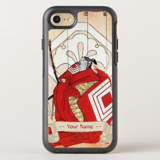 Arte legendario japonés fresco del guerrero del funda OtterBox symmetry para iPhone 7