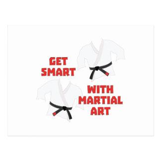 Arte marcial postal