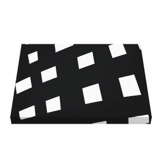 Arte minimalista monocromático blanco y negro